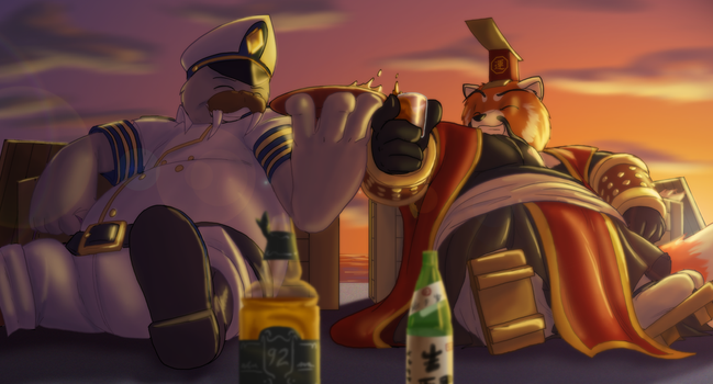 Drinking Buddies by Toughset