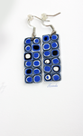 Handmad Earrings From Polymer Clay by Hrasulee by Hrasulee