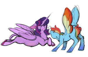Smothered by uunicornicc