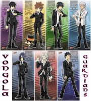 Katekyo Hitman Reborn_CoLLaqe by ForqottenMemoriies