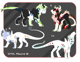 DTA-- Round Two (CLOSED) by RedtheGamr