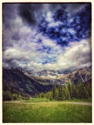 Rogers Pass - Rockies by lunacatd