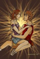 The Host:Mel and Jared by marixon
