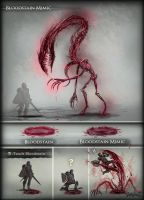 Bloodstain Mimic by vempirick
