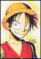 Luffy by BuGzY111