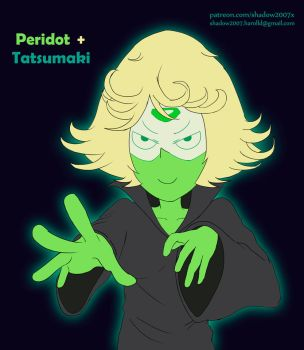 Peridot Tatsumali by shadow2007x
