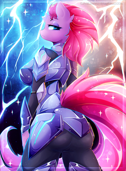 Tempest Shadow by Koveliana