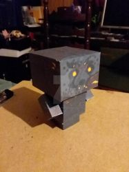 Savini Jason Voorhees CubeeCraft by SuperVegeta71290