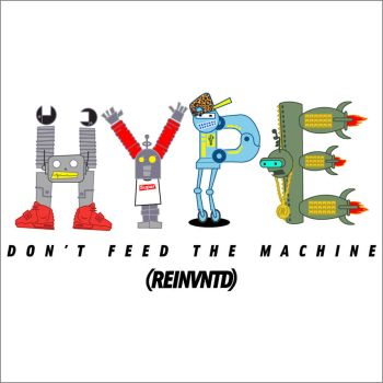 HYPE machine by eddy-vector