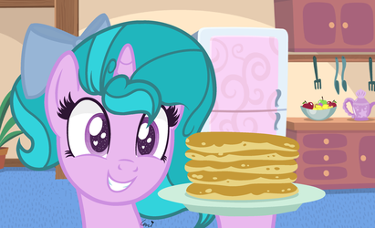 |AT|Do You Want Any Pancake?| by CloudySunshineYT