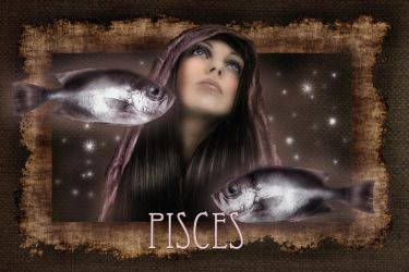 Pisces by wolfmorphine