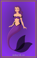 Mermaid Circe by Jayko-15