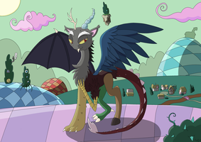 Discord by Missklang