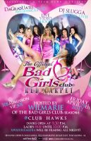 Bad Girls Club Event by LaxDesign
