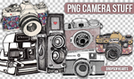 +Camera PNG Stuff. by DropsOfHearts