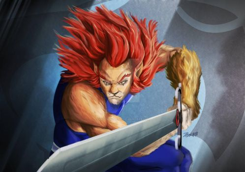 Lord of the ThunderCats by Boschetti