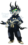 [ADOPT RAFFLE!] - Frost Bite (CLOSED) by LabonBull
