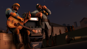 At the end of the day [SFM] by Wojak1991
