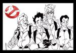 The Real Ghostbusters by jacksony22