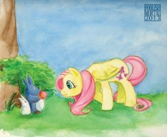 Don't Be Shy by lissa-quon
