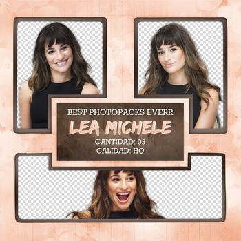 Png Pack 461 - Lea Michele by xbestphotopackseverr