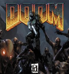 Doom4 Cover Remake by JoseCAlfaro