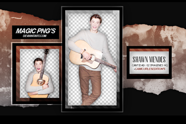 PACK PNG 27 | SHAWN MENDES by MAGIC-PNGS