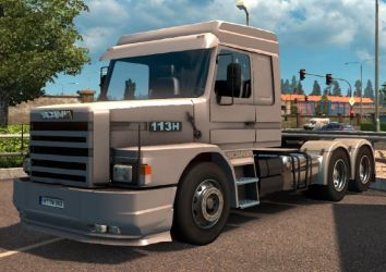 1988 Scania T 113 H by bhw2279