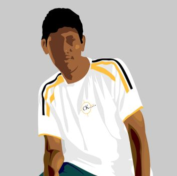 Vectoring Me by salvin18