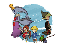 Wind Waker:The Musical by PeteyXkid