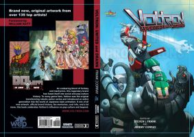 Voltron: United and Drawn BOOK by NGoff