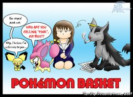 Pokemon Basket