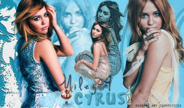 Mileyblue Bg by amychoppsticks