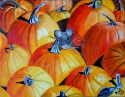 Thanksgiving by WendyMitchell