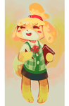 Isabelle by TeaRabbit