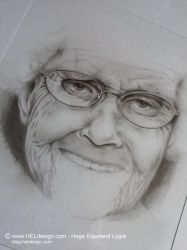 WIP 5 - My Grandmother by Tingeling13