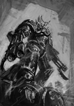 Night Lords Terminator by Rotaken