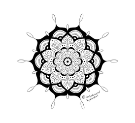 Mandala by kyofanatic1