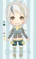 .:Adoptable #2 - [AUTOBOUGHT]:. by Chi-Adopts-Yo