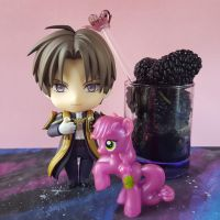 Mulberry + Nendoroid Hasebe + Cute Pony by ng9
