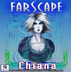 FARSCAPE - Chiana by GraphicAnime