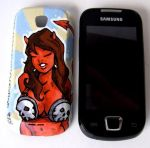 Phone Cover by C75Designs