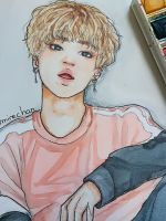 Jimin by VitamineChan