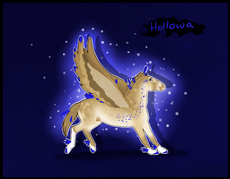 5286 NGS Hollowa - Flying* Mare by KimboKah