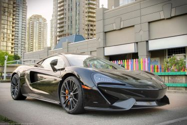 Baby Mclaren by SeanTheCarSpotter