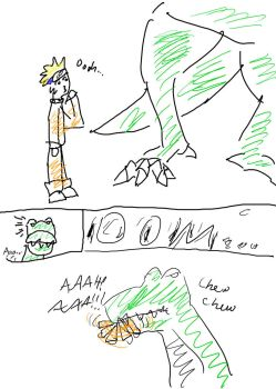 When Naruto Meets Beast Boy by NinjaObsessed