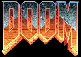 Doom Logo Remake by Xeno834