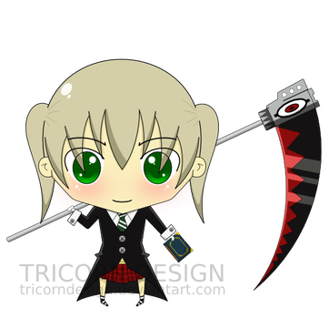 Maka Albarn by TriCornDesign