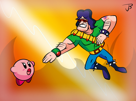 A Rematch 25 Years in the Making by Jdoesstuff