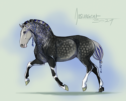 3029 Insurgent by NorthEast-Stables